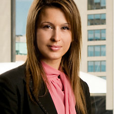 Toronto injury lawyer Tina D. Radimisis